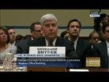 Rep. Elijah Cummings Tears Rick Snyder Several New Ones Over Flint Crisis