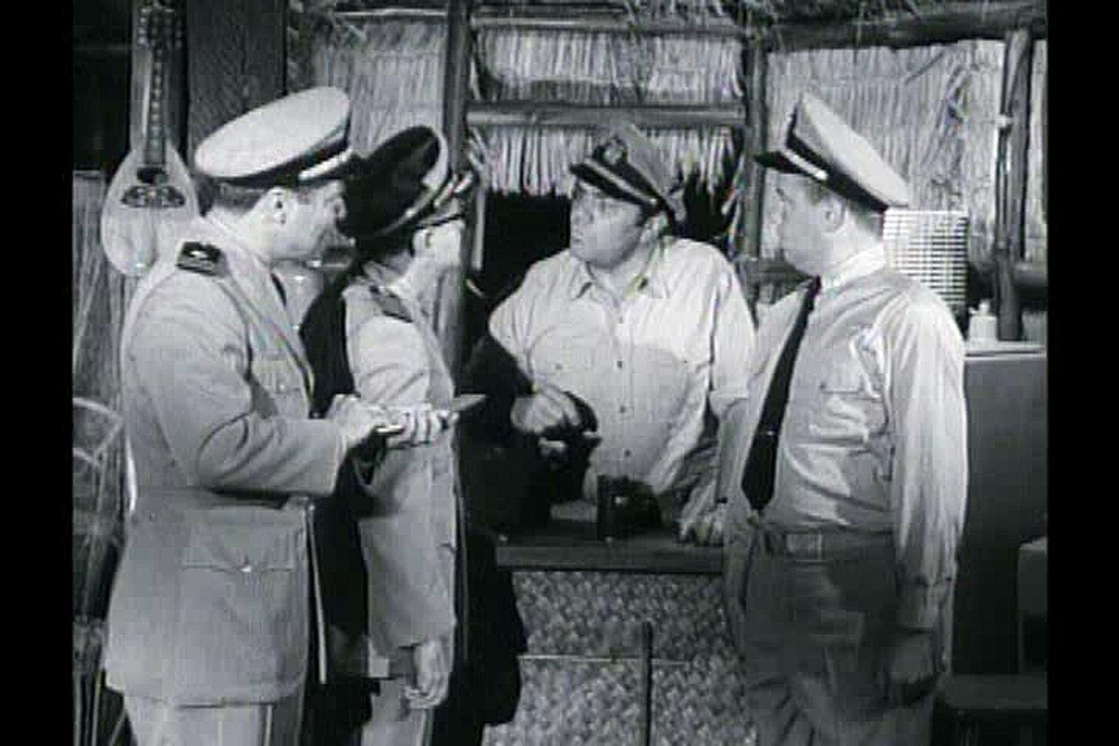 McHale's Navy – SE01 EP10 – The Battle of McHale's Island