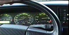 Corrado G60 Standard - Acc 0-200km-h