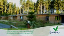 Parc de loisirs Moselle : vacances en famille avec Center Parcs