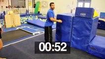 Comment faire un Salto arrière (Backflip) en moins de 10 minutes
