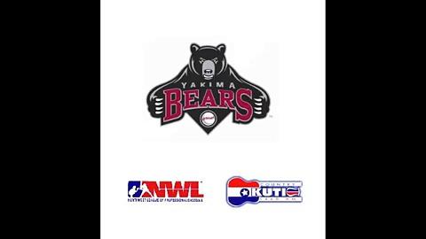 Yakima Bears Baseball Radio Highlights