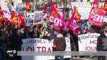 Mobilisation des jeunes contre le projet de loi Travail