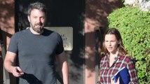 Ben Affleck et Jennifer Garner sont restés bons amis