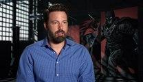 Batman v Superman - Ben Affleck interview