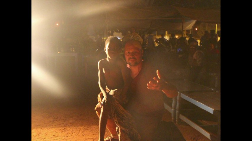Animaniak Projet culturels au Bénin Afro breizh Luc Aho Festival Internatinal