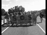 Spot Manifestazione per la 4 corsie Sassari-Olbia, 30 maggio 2009, Sassari