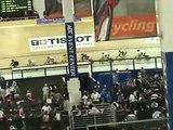 Jennie Reed at LA Track Cycling UCI World Cup, 20 Jan 08