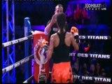 Anissa MEKSEN vs Donatella PANU LA NUIT DES TITANS 12.3.2016 TOURS
