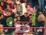 John Cena,The Undertaker, Shawn Micheals, Randy Orton,Edge, batista ,and bobby lashley segment Full HD