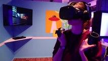 Into the box : une expérience de réalité virtuelle