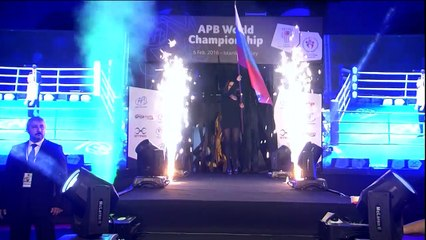APB 75 kg World Championship Bout - Adem Kilicci vs Artem Chebotarev