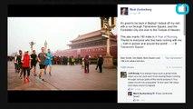 Mark Zuckerberg Posts Controversial Facebook Picture