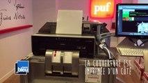 Comment marche la machine à fabriquer des livres des Puf ?