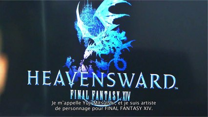 Carnets des developpeurs chapitre trois - Conception Visuelle de Final Fantasy XIV: A Realm Reborn