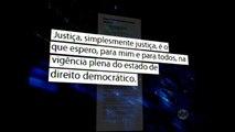 Lula divulga carta aberta e diz que grampo foi `ato de violência`
