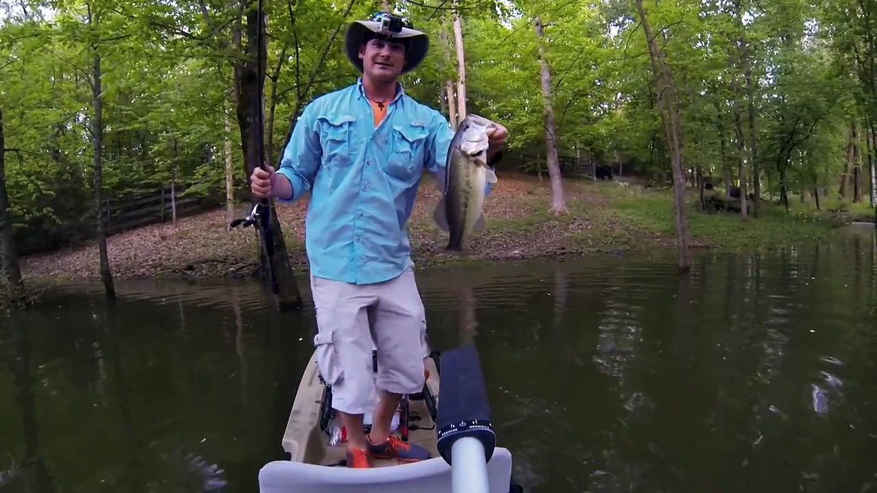 GoPro: Bass Fishing