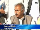 We have got satisfactory answers Yashpal Malik on Jat reservation