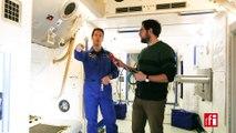 L'astronaute Thomas Pesquet vous fait visiter la station spatiale internationale