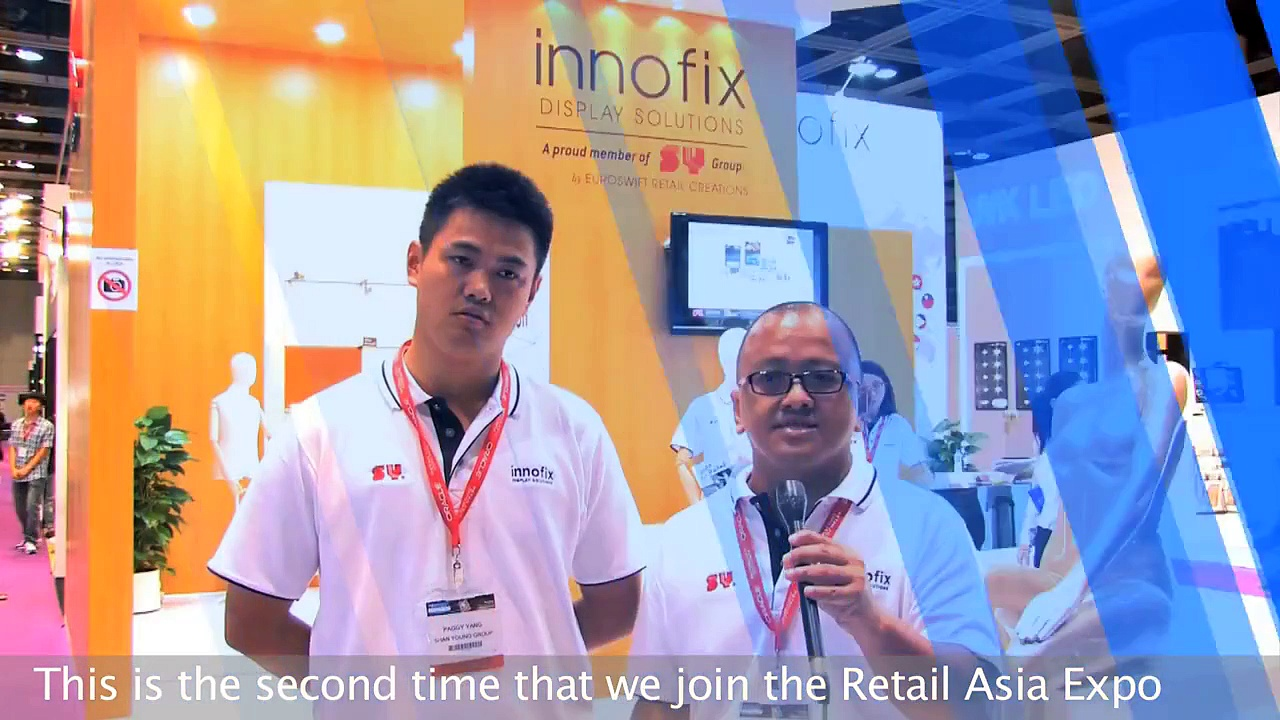 Retail Design & In-Store Marketing at the 2014 Retail Asia Expo