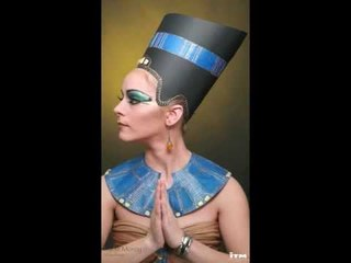 Maquillage Egyptien ITM