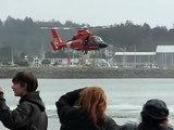 Coast Guard in Newport Oregon