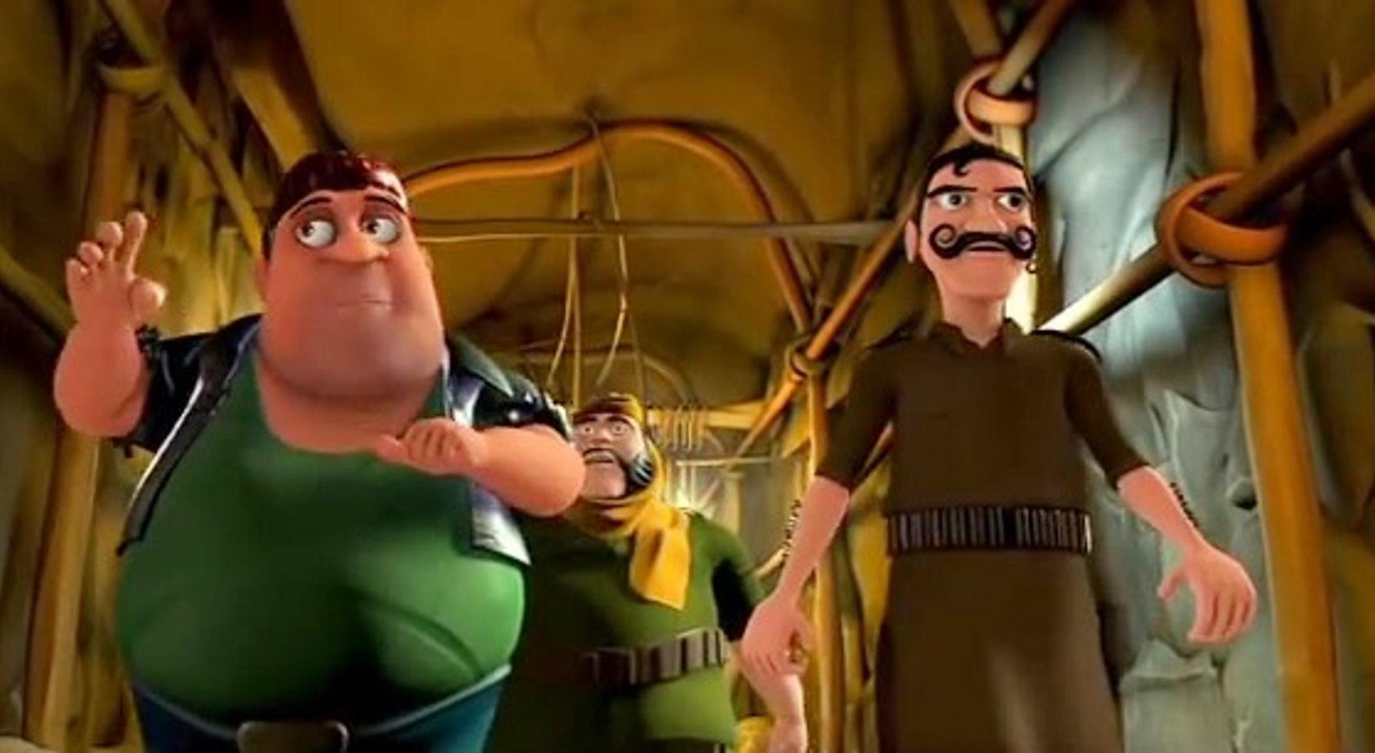 Knorr Quest for the Noodle Pot - Last Episode Cartoon