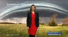 Supercellules au Texas : des orages dévastasteurs