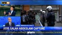 """Arrestation d'Abdeslam: """"Ce n'est pas la fin"""", selon un ancien du GIGN"""