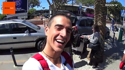 André Guazelli On The Road - Ibiza [Action Cam]