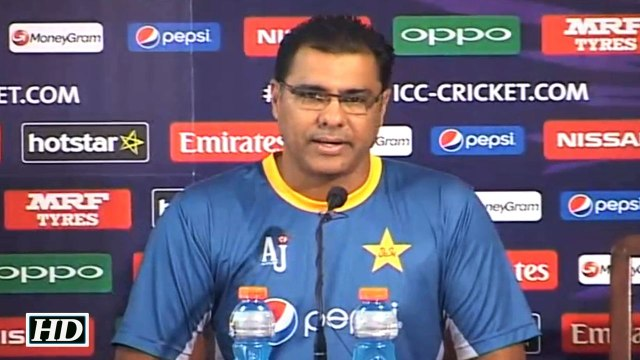 IND v PAK T20 WC Waqar Confident Of Replacing History By Defeating India