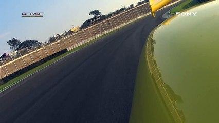 Driver Cup - Porsche [Action Cam]