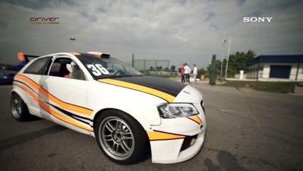 Driver Cup - Lamborghini [Action Cam]