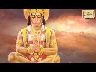 Aarti Kije Hanuman Lala ki | Hanuman Chalisa | Suresh Wadkar