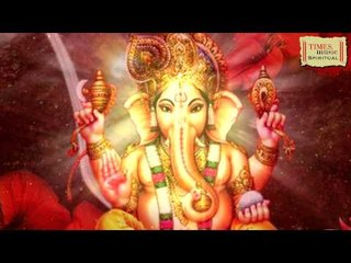 Aarti - Jay Ganesh Deva And Sindoor Laal Chadhaayo HD | Shubha Mugdal