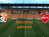 (J31) Laval 0-3 Valenciennes, le résumé