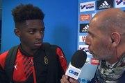 Dembélé : «Surpris d'être acclamé par le stade Vélodrome»