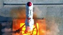Coreia do Norte lança dois mísseis balísticos