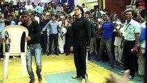 Tiger Shroff Original Karate Action - Real Action Tiger Shroff