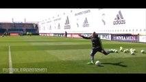 Zinedine Zidane assiste real madrid durant l'entrainement aujourd'hui