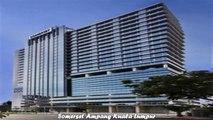Hotels in Kuala Lumpur Somerset Ampang Kuala Lumpur Malaysia