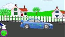 Voiture de Police 6. Des voitures. De droles de dessins animes pour les enfants  Dessins Animés Pour Enfants