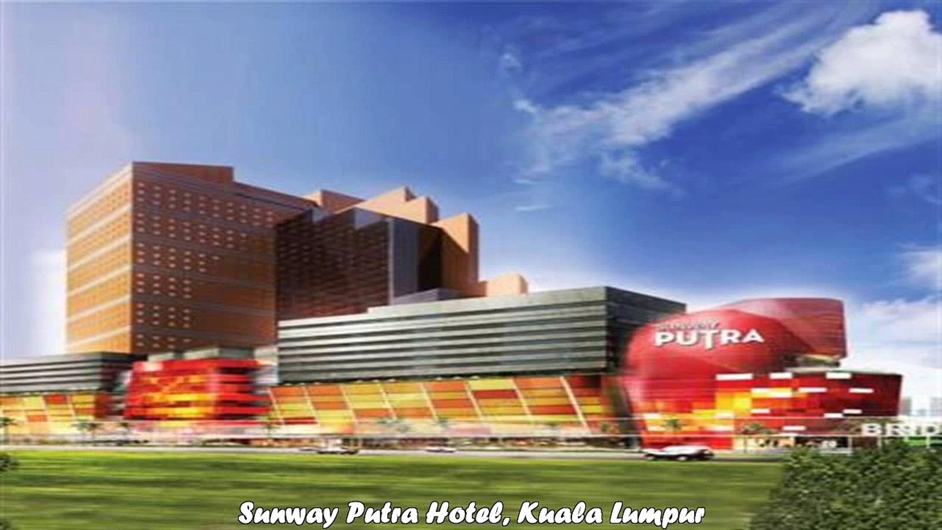 Hotels in Kuala Lumpur Sunway Putra Hotel Kuala Lumpur Malaysia