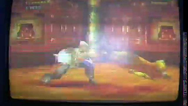 """Dariusz """"Spooky"""" Walczak, Wu-Tang: Shaolin Style 0:11:11:93"""