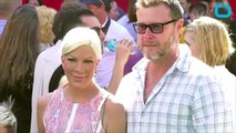 Tori Spelling and Dean McDermott Compete in a Very Tasty Spelling Bee