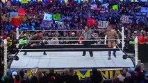 CM Punk vs The Undertaker WrestleMania 29