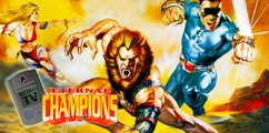 Eternal Champions | Memory Card