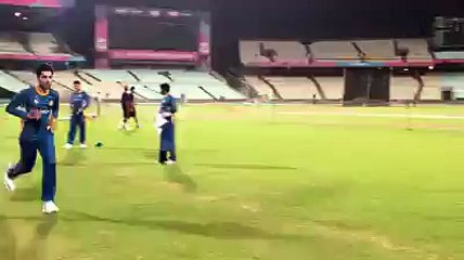 watch رات گئے تک پاکستان ٹیم کی پریکٹس