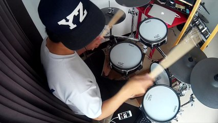 繼續向前行-滅火器 drum cover by Ray