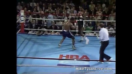 Pick Mike Tyson Best Knockouts for Jamie Foxx  Historical Boxing Matches
